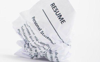 Résumé Tough Love: 6 Reasons Why Your Resume Gets Trashed