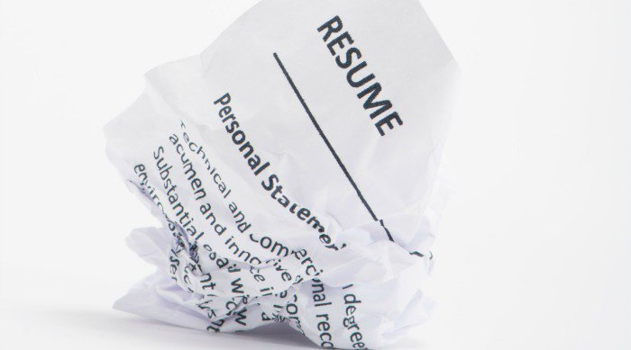 Don'T Let Your Resume Get Trashed | Resume-Evolution
